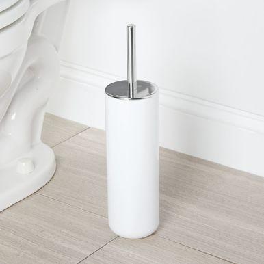 Compact Plastic Toilet Bowl Brush Holder Toilet Bowl Bamboo