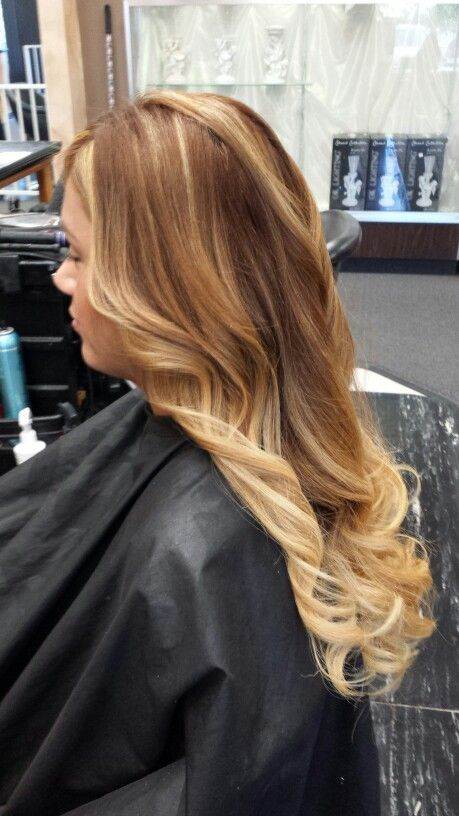 Strawberry Ombre Long Hair Styles Hair Hair Styles