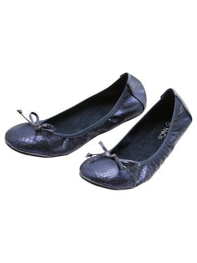 Pink SMALL Size Flat Pumps Women Foldable Ballet Shoes in Bag UK SIZE 5//6