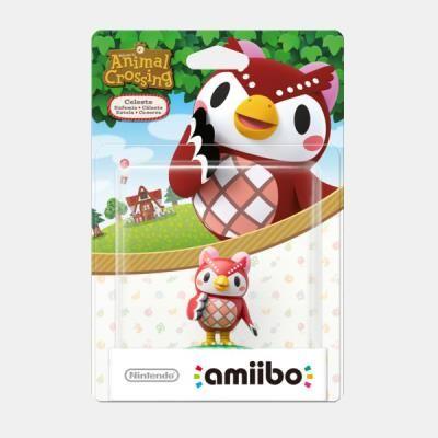 Figurine Amiibo Animal Crossing Celeste Passage D Animaux Wii U Animaux