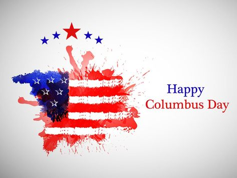 Hugedomains Com Happy Columbus Day Clipart