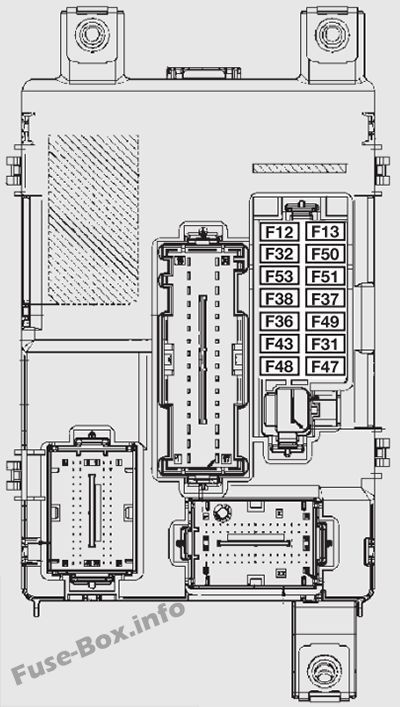 fiat 500 fuse box layout