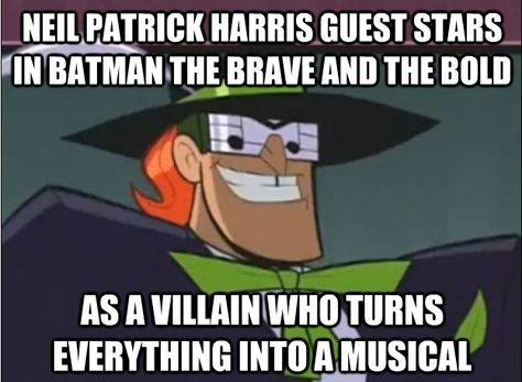 Season 1 Episode 25 Mayhem Of The Music Meister Batman Music
