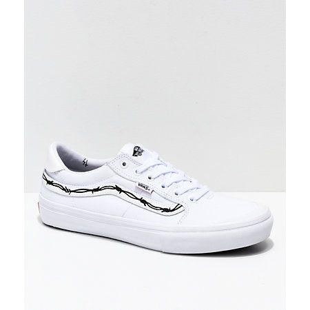 white vans zumiez