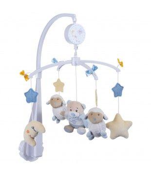 Babybett Spielzeug Musik
