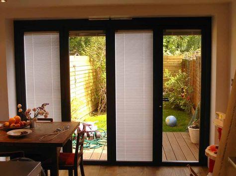 Horizontal Blinds For Sliding Glass Doors Blinds For French