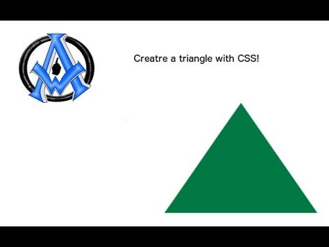 Make a triangle in css httpsa1websitepromake a triangle make a triangle in css httpsa1websitepromake a triangle in css computer help pinterest triangles malvernweather Image collections