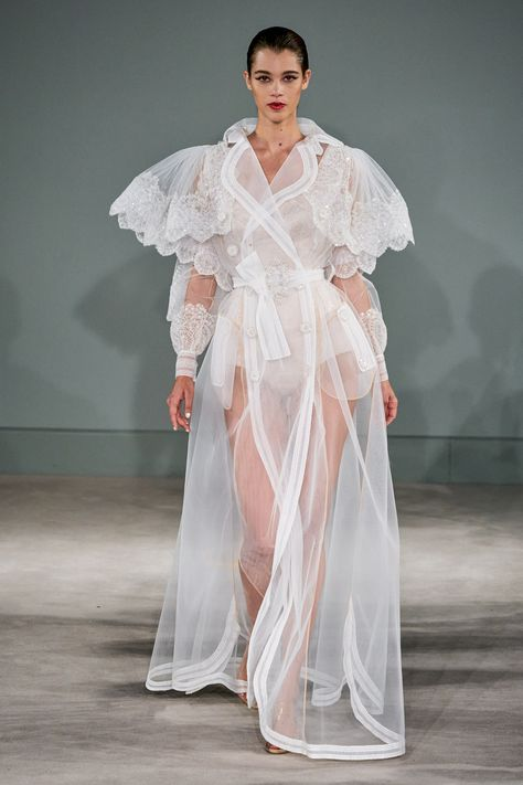 Alexis Mabille Spring 2020 Couture Fashion Show