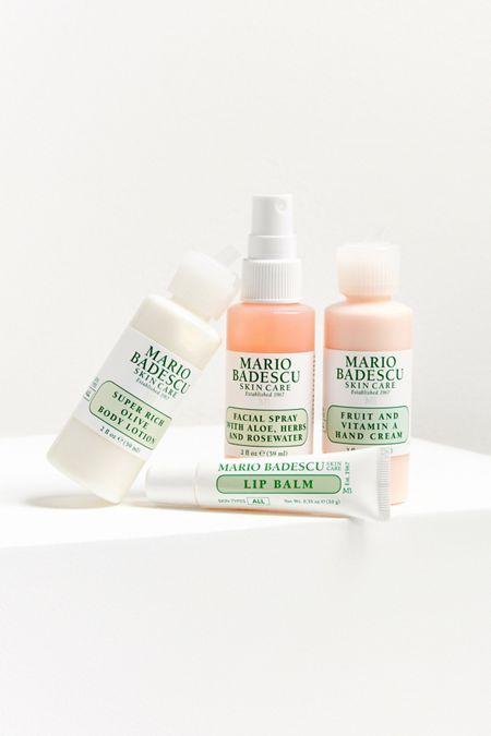 Mario Badescu Mini Must Have Winter Edition Set Mario Badescu Skin Care Body Lotion Ingredients