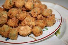 Deep Dish South: Southern Deep Fried Okra
