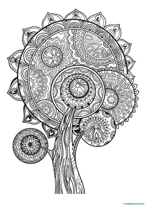 Dibujos Antiestres Dibujos Para Colorear Adultos Paginas Para