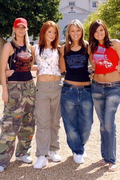 Girls Aloud make tour comeback, let's relive the best dresses, hottest heels and distressing denim! Aug Pop Stars-The Rivals winners Girls Aloud at Capital FM