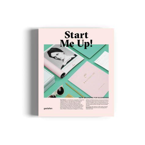 START ME UP! NEW BRANDING FOR BUSINESSES
