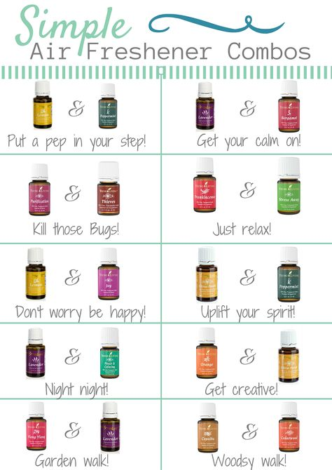 DIY HOMEMADE AIR FRESHENERS! They are super simple to make with only two ingredients. Freshen your car, home, or closets! http://www.thehomemadelife.com/how-to-make-non-toxic-air-fresheners/