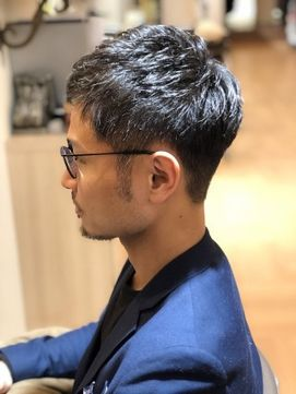 ピーディーフィノ 大通 Pd Fino センシュアルショート メンズ ヘア