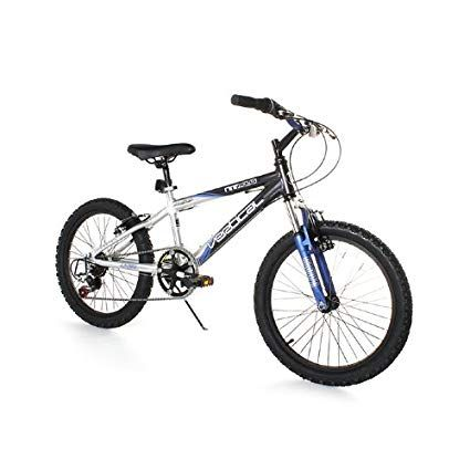 Dynacraft M 7s Vertical Nitrous Bike Black Blue 20 Inch Review