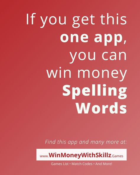 Win Money With Skillz Games (Win_Skillz) on Pinterest