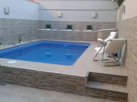 121 best Piscinas pequenas images on Pinterest Play areas