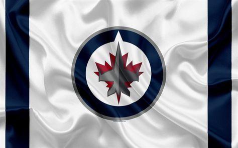 Herunterladen hintergrundbild winnipeg jets, hockey, national hockey league, nhl, emblem, logo, atlanta, usa, central division
