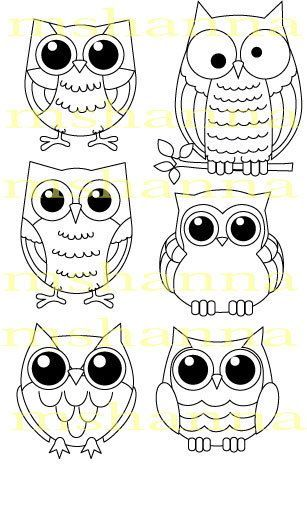 16 Trendy how to draw an owl fun - Eule