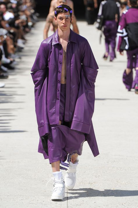 @HoodByAir #Spring16 #Menswear #runway #fashion #Paris