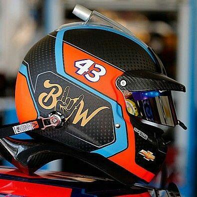 Bubba Wallace Helmet Design Vintage Helmet Nascar Helmet