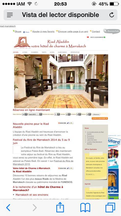 20 ideas de Marrakech Lugares | marrakech, viajes ...