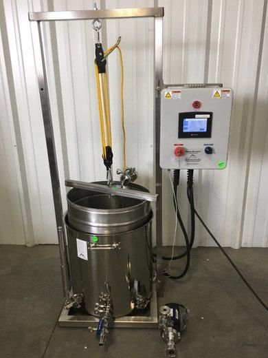 Nano Brewer Home Electric Brew System 20 Gallon Kettle Fabrica De Cerveza Cerveza Colores