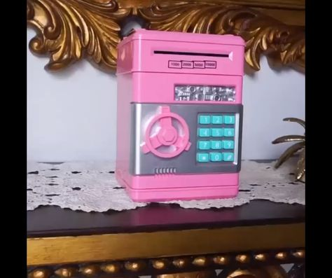 Our Piggy bank ATM will help your kid learn the Saving Habit straight from Childhood. It's one of our best selling educational toy. Get Yours Now!