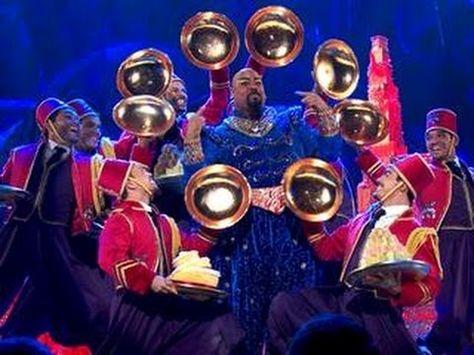 """Friend Like Me,"" Aladdin | All Of The 2014 Tony Awards Performances"