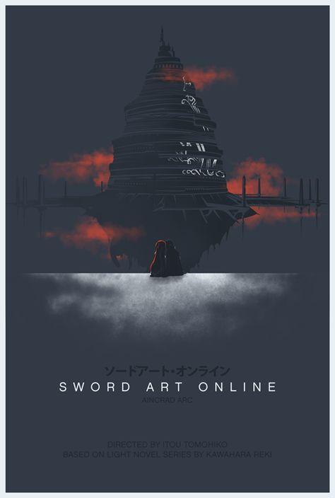 Sword Art Online (2012) [500x743][OC] - Imgur