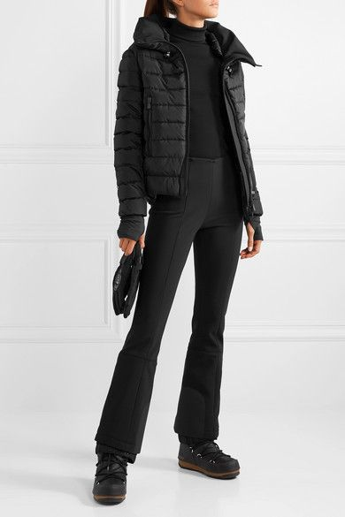 Moncler Grenoble Flared stretch ski pants | Looks for My