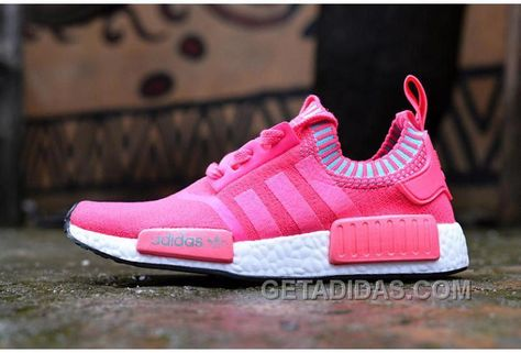 adidas nmd runner rosa gold