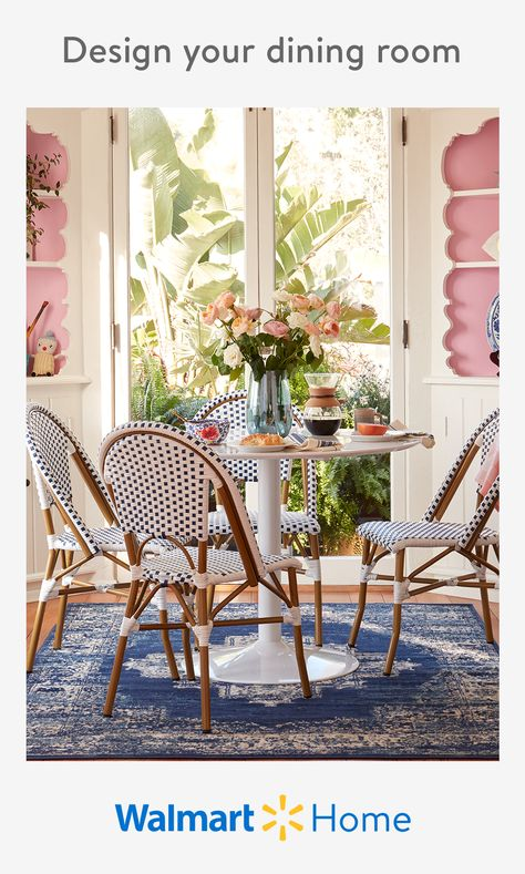 Budget-friendly dining room pieces