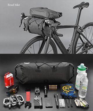 Bikecamping Gear In 2020 Bike Handlebars Bike Seat Bag Handlebar Bag