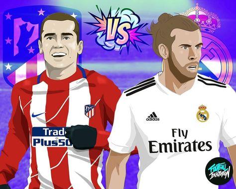 Real Madrid Vs Atletico De Madrid A Por La Super Copa De Europa