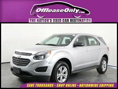 Ebay Advertisement 2017 Chevrolet Equinox Ls Off Lease Only 2017 Chevrolet Equinox Ls 4 Cylinder Engine 2 4l 145 Chevrolet Equinox 2017 Chevrolet Equinox Chevrolet