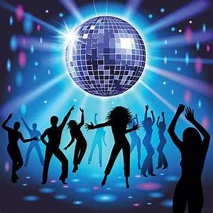 disco dancing clip art - Yahoo Image Search Results | Disco dance, Disco,  Family night