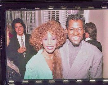 Whitney Houston Whitney Houston In 2019 Cissy Houston Whitney Houston Live Luther Vandross