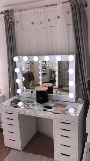 Hollywood Dream Vanity Mirror Beauty Room Vanity Vanity Makeup Rooms Beauty Room