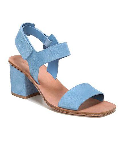 f0e7724d422 TOMS Poppy Suede Block Heel Sandals