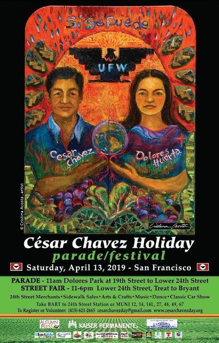 Cesar Chavez Holiday Celebrates The Life And Work Of The Famous Mexican American Civil Rights Activist A Famous Mexican Civil Rights Activists Mexican American