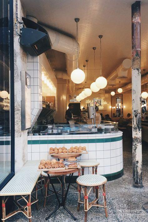 La Crème de Paris, close to Hotel Panache. Apparently the best crêpes in town…