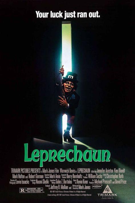 Leprechaun (1993) Horror, Fantasy - Dir.Mark Jones