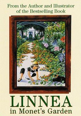 Linnea In Monet S Garden Dvd Monet Linnea Dvd With Images