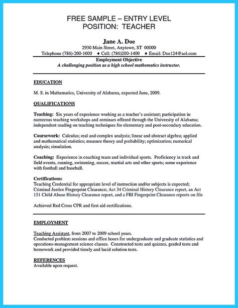cool Best Criminal Justice Resume Collection from Professionals - criminal justice resume samples