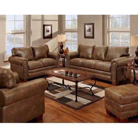 American Furniture Classics Model 8503 20 Buckskin Sofa In 2020