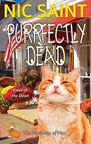 Purrfectly Dead (The Mysteries of Max Book 20) by Nic Saint https ...