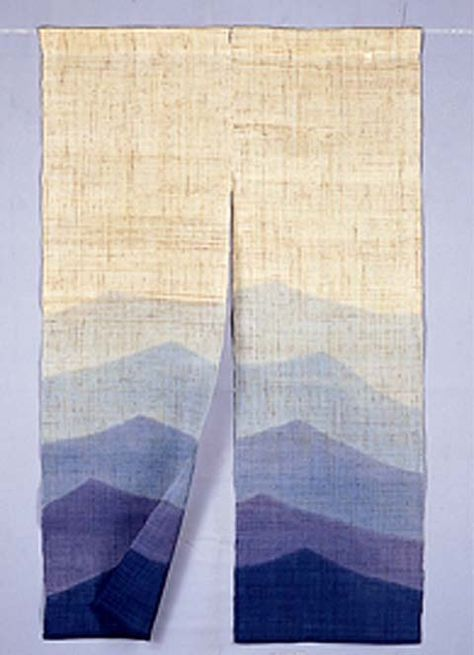 Kitchen Noren   this is a japanese traditional door curtain noren noren are