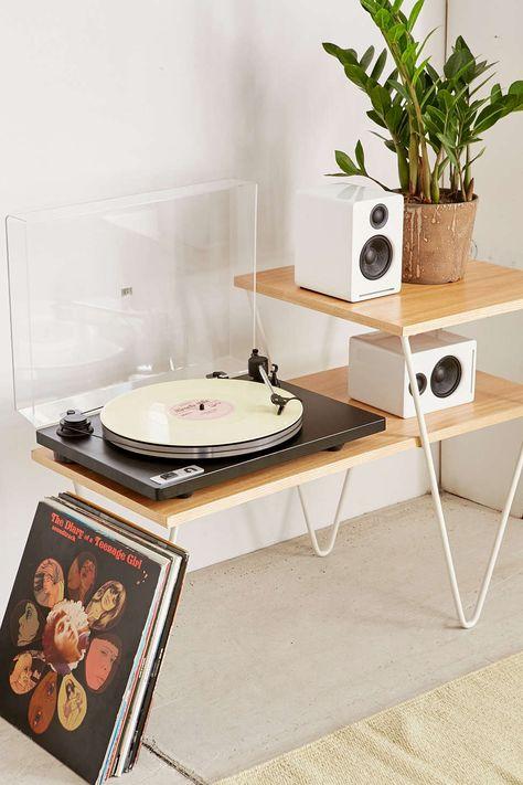 7 Hifi Rack Ideen Hifi Mobel Schallplatten Regal Schallplatten